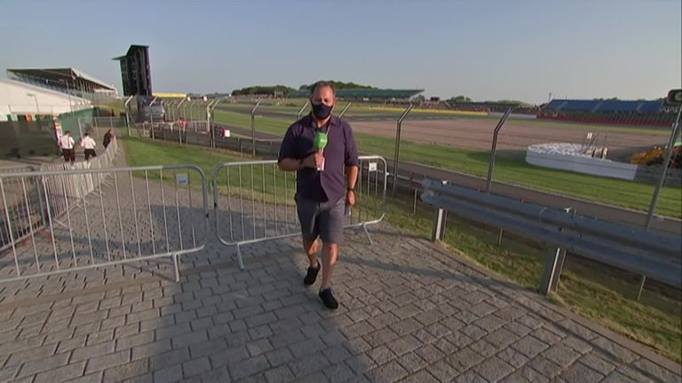 The first of three Notebooks from the bumper British GP weekend. First up: Ted Kravitz's verdict and round-up from Qualifying.
