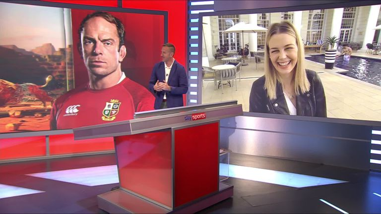 Will Greenwood is joined by Bobby Skinstad, Jamie Roberts and Simon Zebo to discuss the big calls from the officials in Saturday's first Test between South Africa and the Lions.