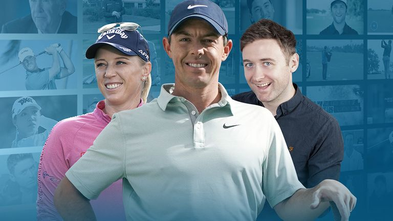 Learn from Rory McIlroy and the world's best coaches and players with GolfPass on Sky Q - there is an exclusive offer for Sky VIP customers so just say 'Golf Pass' into your remote or go to sky.com/golfpass for more information