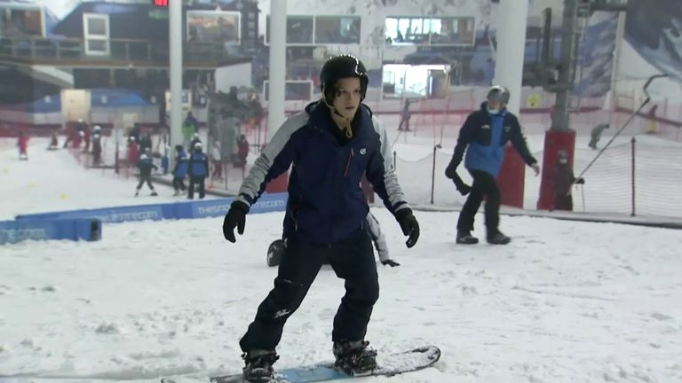 GB Snowsport is targeting inner-city youngsters interested in skateboarding to try and identify the next generation of snowboarding talent