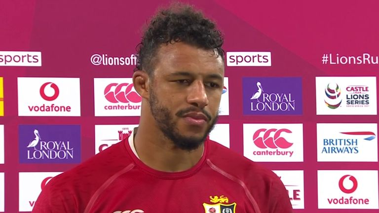 Courtney Lawes says the exciting thing about this British and Irish Lions team is that they know they've got more to give following their first Test win over South Africa