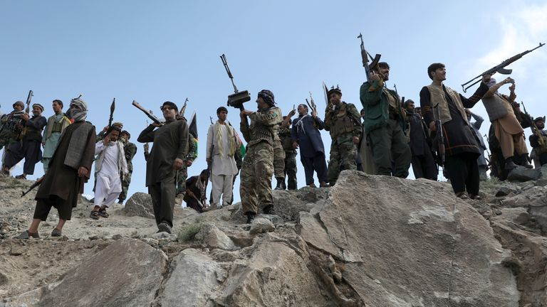 Civil war is the most likely outcome in Afghanistan, predicts the former spy master