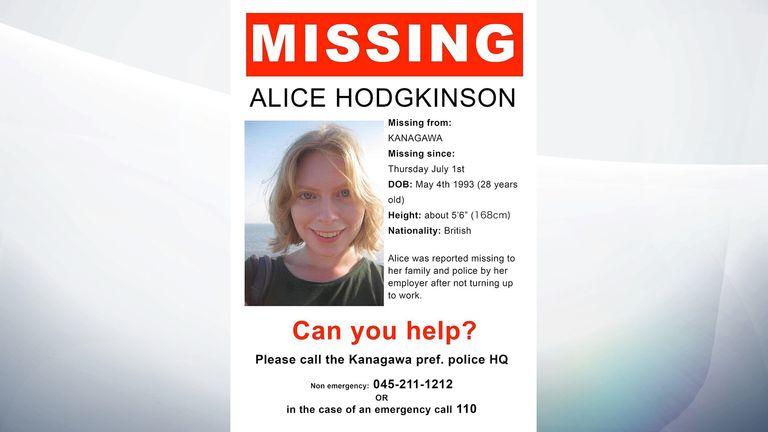 Alice Hodgkinson
