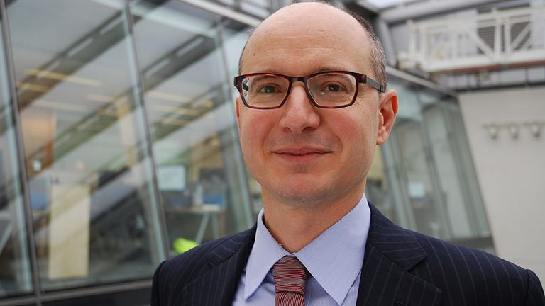 Andrea Coscelli has been chief executive of the CMA since 2017