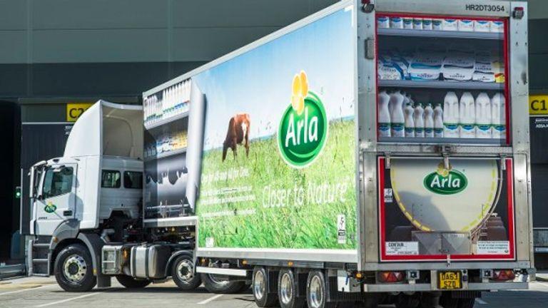 Pic: Arla Foods