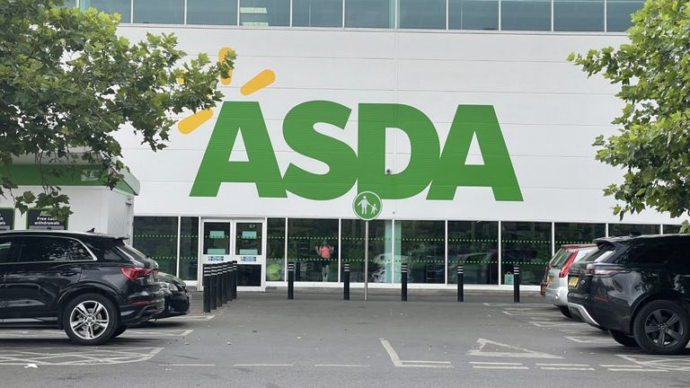 GB Taekwondo used to train at a facility at an Asda superstore in Manchester