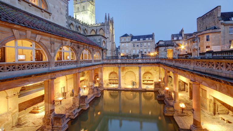 Bath ora ha un doppio status di patrimonio dopo essere stata nominata una delle 11 spa più grandi d'Europa