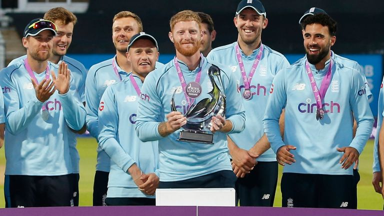 Stokes recently led England to a one-day series win over Pakistan