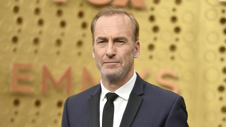 Bob Odenkirk arrives at the 71st Primetime Emmy Awards on Sunday, Sept. 22, 2019, at the Microsoft Theater in Los Angeles. (Photo by Richard Shotwell/Invision/AP)