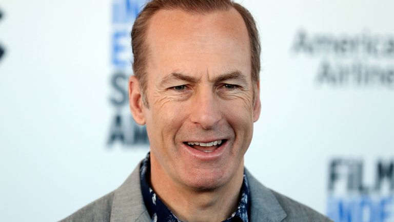 Odenkirk's performance in the Breaking Bad prequel has made the show a big hit in its own right