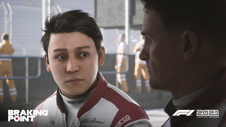 F1 2021. Pic: Electronic Arts