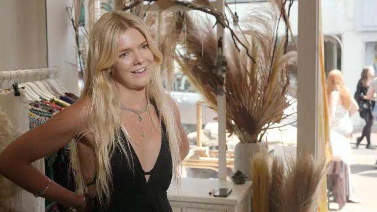 Jewellery maker Natasha White was 'pinged' five times in a week