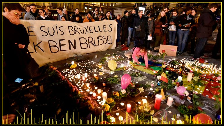 More than 30 people were killed in the attacks on the Belgian capital