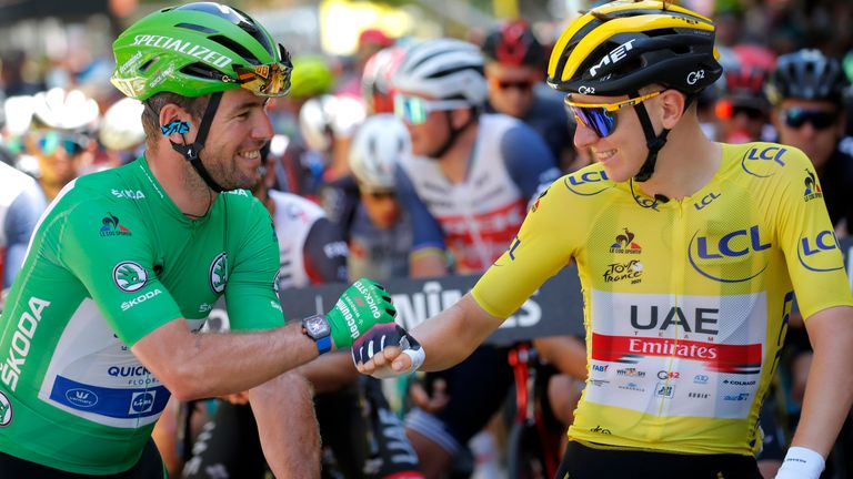 Cavendish considered retiring last year but was signed by Deceuninck-Quick-Step for the 2021 season