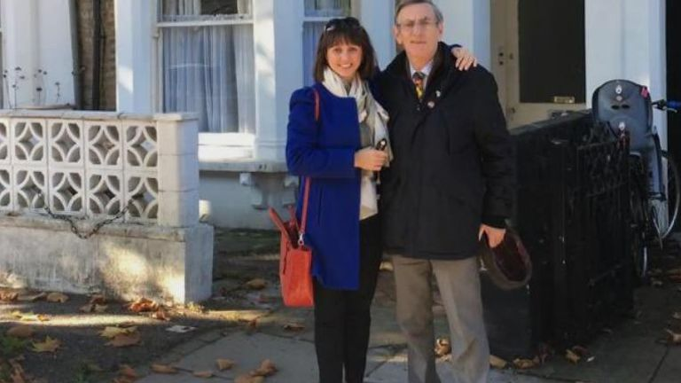 Claire and Gordon Heriott