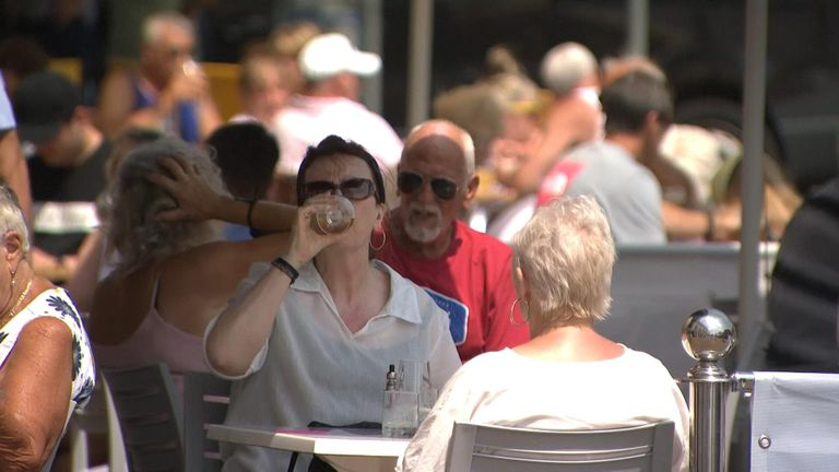Despite restrictions being lifted this week, businesses are worried about having to cancel bookings