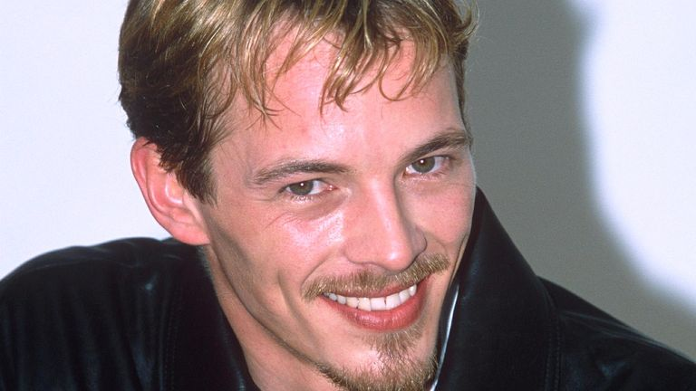 Dieter Brummer in 2001. Pic: Nils Jorgensen/Shutterstock