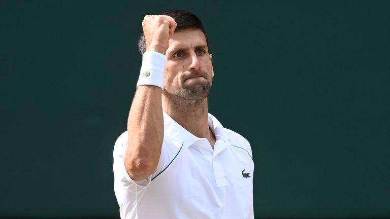Novak Djokovic has won Wimbledon