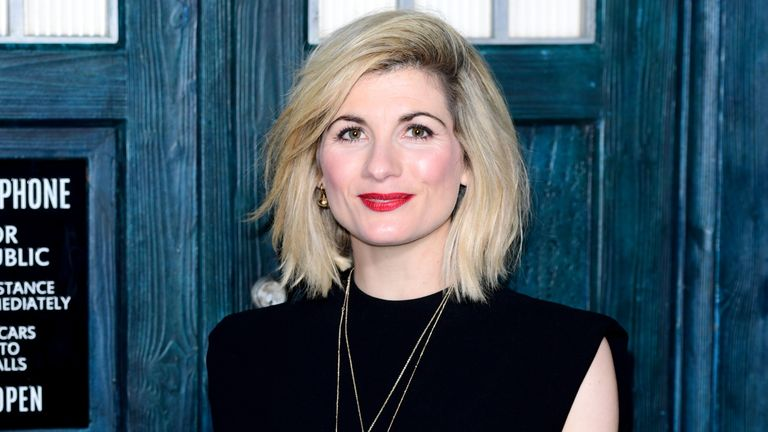 Doctor Who star Jodie Whittaker says she will be 'filled with grief' after leaving the show thumbnail