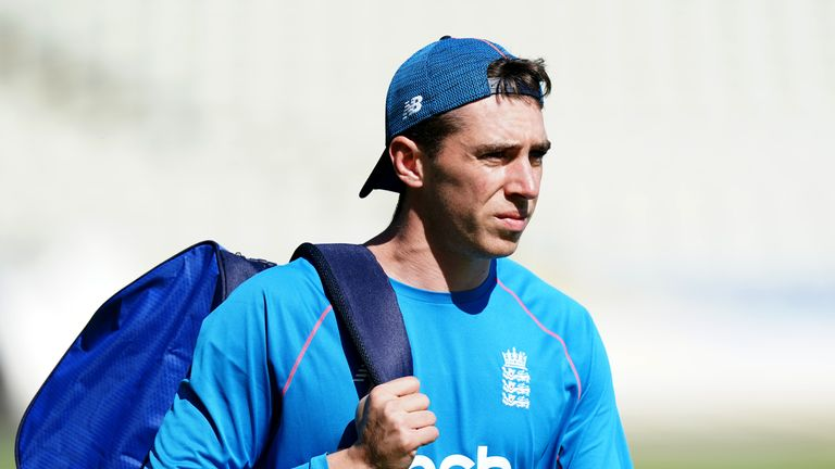 Dan Lawrence made his test debut in Sri Lanka in January and hit an unbeaten 81 against New Zeland in the second test last month
