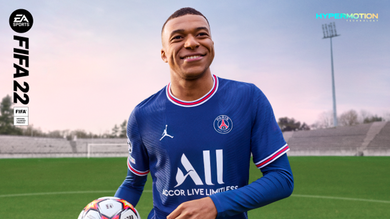 FIFA 22 will play better on consoles, says EA
