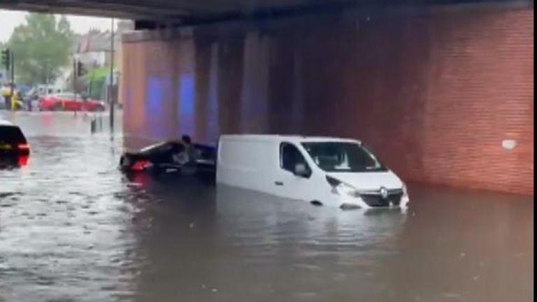 london flooding - photo #9