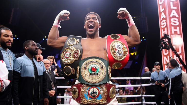Any hopes of an all-British heavyweight fight between Fury and Anthony Joshua in 2021 could be scuppered if the fight is delayed