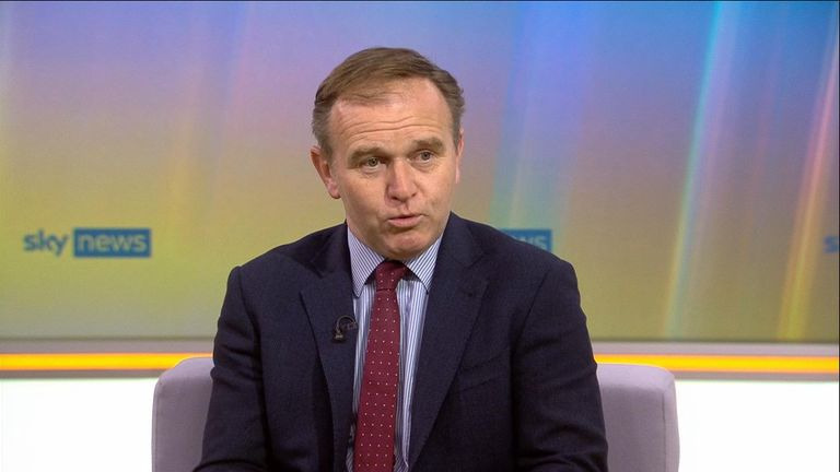 As the hospitality sector is left off the COVID-19 exemptions list, Environment Secretary George Eustice explains why a special exception has been made for food.