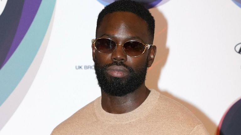 Rapper Ghetts is nominated for the 2021 Mercury Prize for his third album, Conflict Of Interest