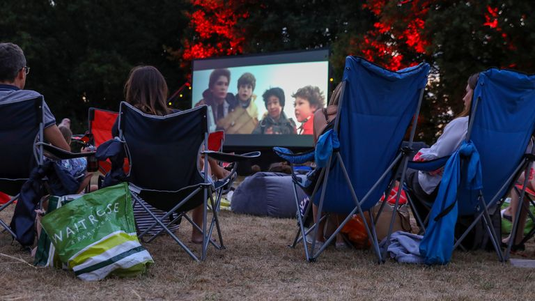 The Goonies maintains its popularity with new generations of young audiences