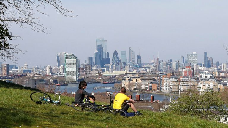People will be able to grab a jab in Greenwich Park