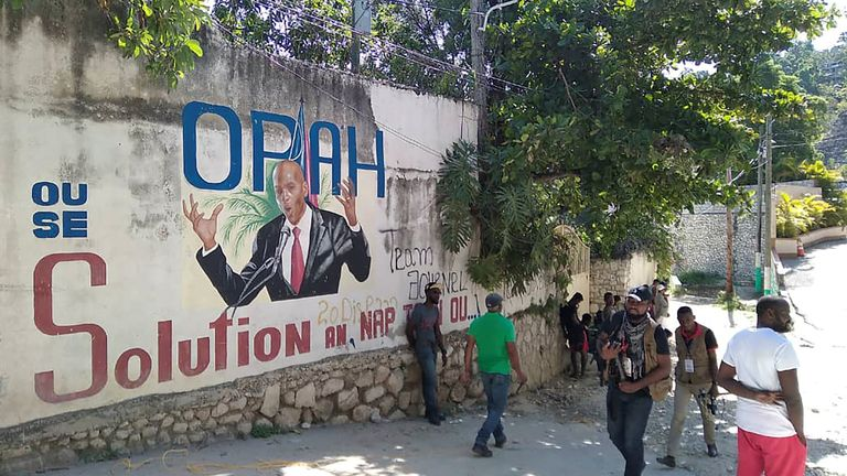 Haitians are waiting for the fall out of the assassination