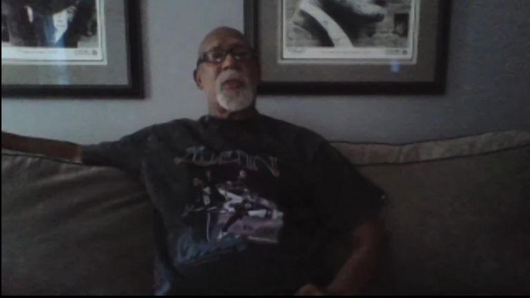 Black Power Olympian John Carlos