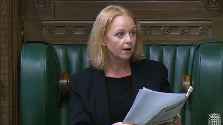 Speaker in the Commons