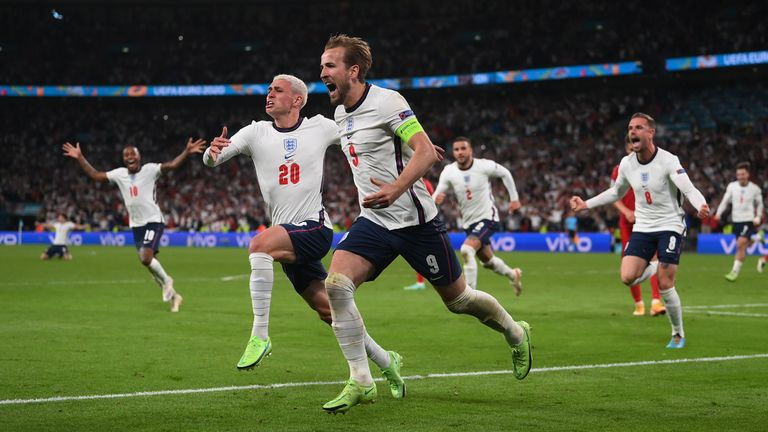 Kane converted after his penalty was easily saved