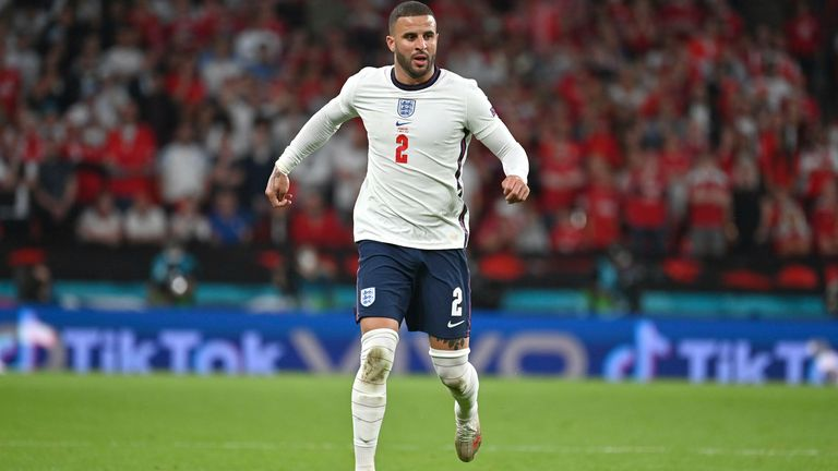 Kyle Walker could have played for Jamaica if he had wanted to