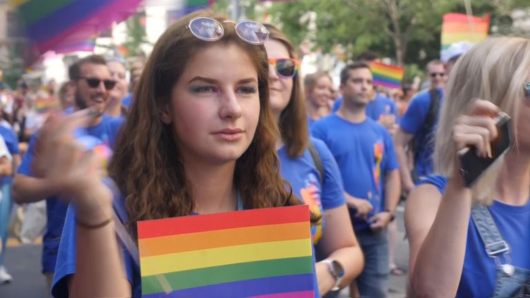 Hungary and EU clash over anti-LGBT+ law