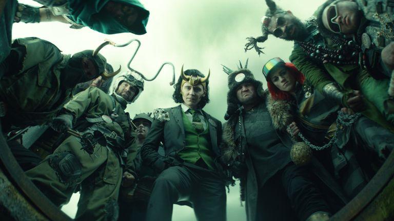 Loki (Tom Hiddleston) in Marvel Studios' Loki, exclusively on Disney+. Pic: Marvel Studios/Disney+