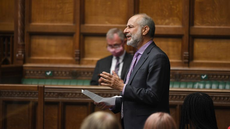 Labour MP for Leeds North East, Fabian Hassan has been trying to change the law since 2018
