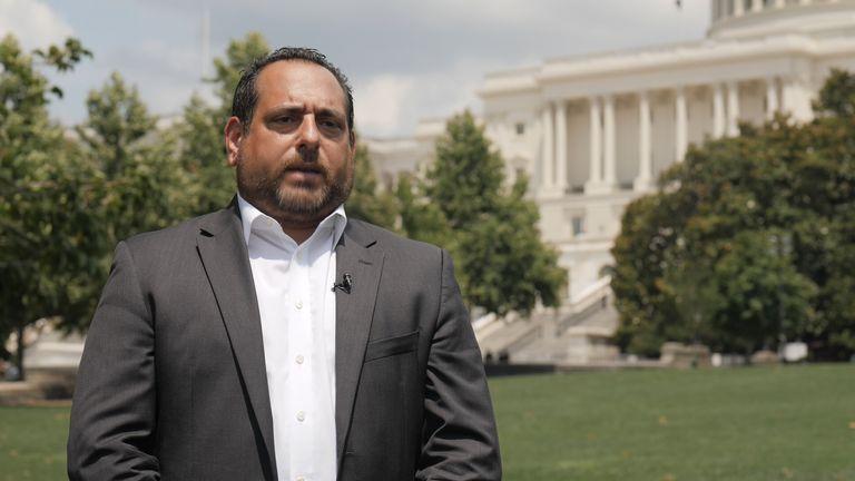 Omar Ashwamy, former Guantanamo prosecutor