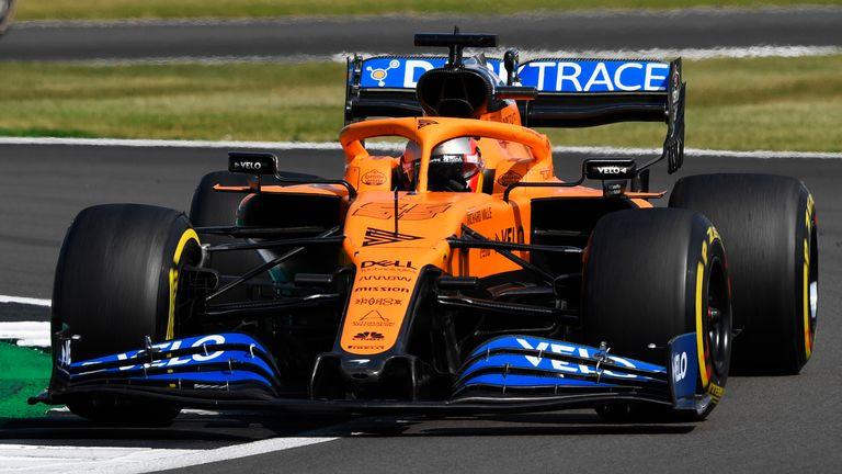 McLaren is based in Woking