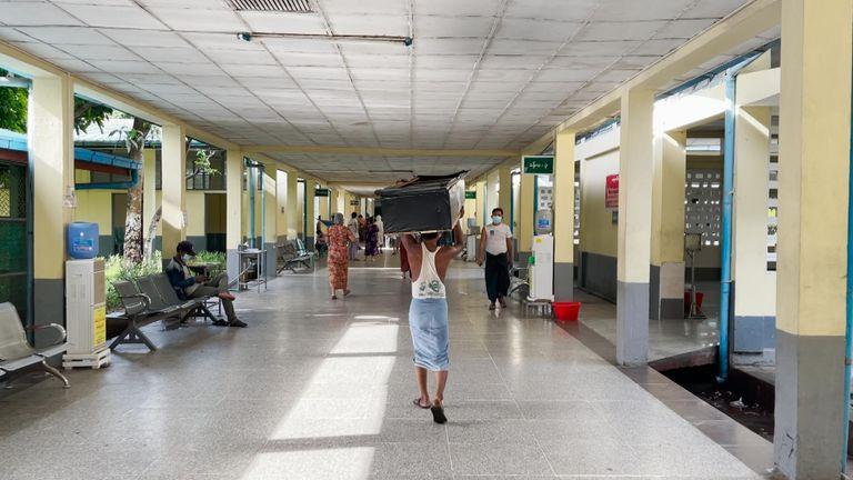 Myanmar robbins ftx body collectors