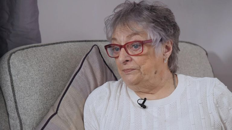 Kathleen Gillespie says she feels 'robbed' her husband's killers won't be brought to justice