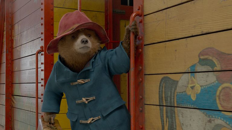Paddington 2 is one of the highest-rated films of all time. Pic: StudioCanal