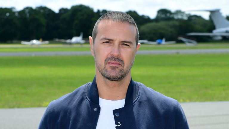 Paddy McGuinness is the new host of A Question Of Sport