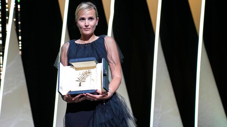 Julia Ducournau is a French filmmaker