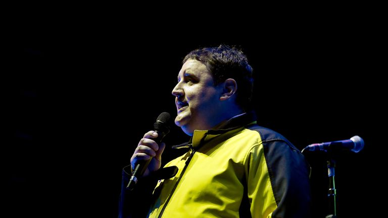Peter Kay will take to the stage for the first time since 2017