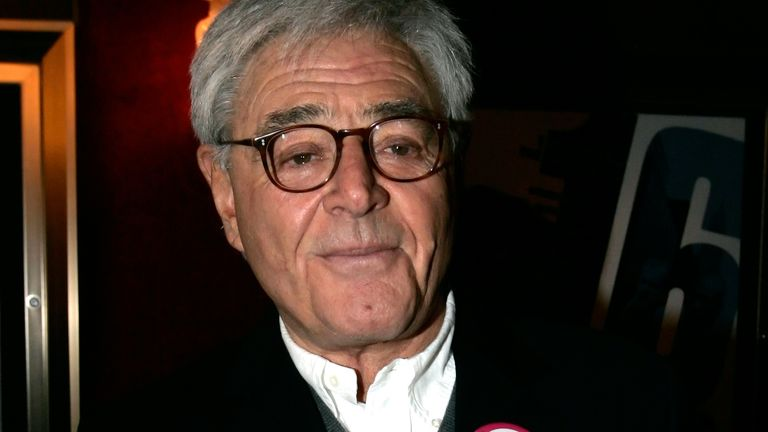 Richard Donner, pictured in New York in February 2016, at the premiere of his film 16 Blocks