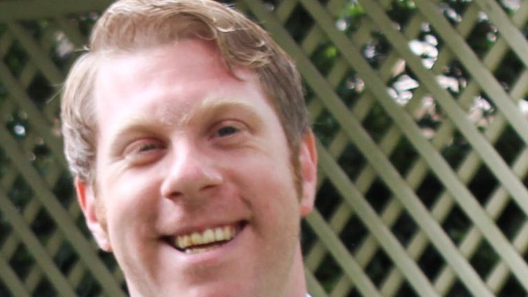 Richard Woodcock was found dead by police at a property in Milton Keynes. Pic: Thames Valley Police