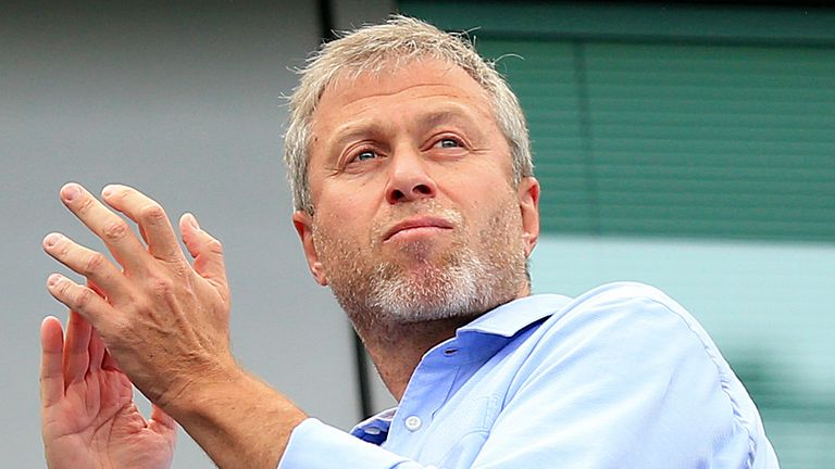 Chelsea FC owner Roman Abramovich said Putin's People 'contains a number of false and defamatory statements' about him
